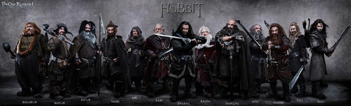 he Dwarves - the-hobbit-an-unexpected-journey Photo