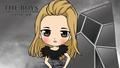 hyoyeon the boys - kpop-girl-power fan art