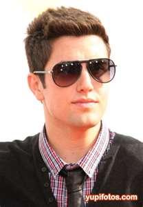 loguy wearing sunglasses
