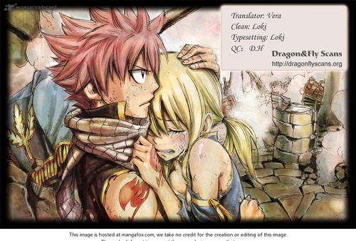 lucy and natsu - fairy-tail Photo