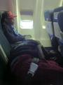 mb knock out during homework on plane - mindless-behavior photo