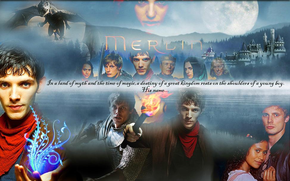 merlin wallpapers merlin on bbc fan art 26778748 fanpop