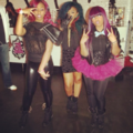 my friends the OMG GIRLZ - mindless-behavior photo