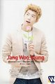 my love, my heart - jang-wooyoung photo