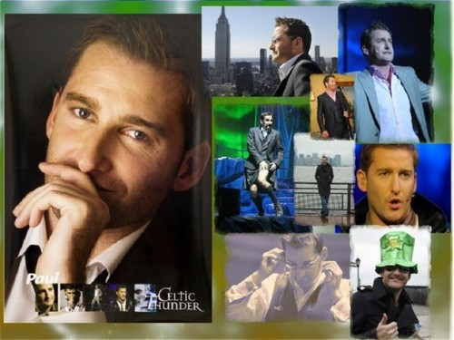 paul Byrom - paul-byrom Wallpaper