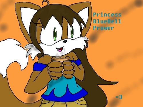 princess bluebell plower pic 1#