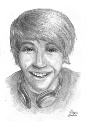 really GOOD charlie sketch