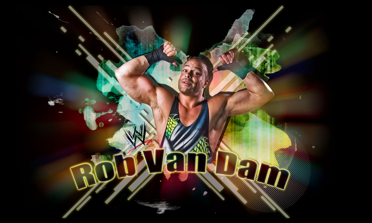 Wwe wallpaper images rob van dam hd wallpaper and - Wwe rvd images ...