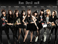 snsd run devil run - girls-generation-snsd wallpaper