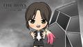 taeyeon the boys  - kpop-girl-power fan art