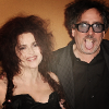 Helena Bonham Carter/Tim Burton photo containing a portrait called tim & helena