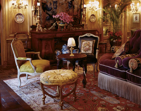 Vintage Images Victorian Living Room Wallpaper And Background Photos