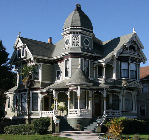Victorian style home vintage photo 26750630 fanpop Vintage home architecture