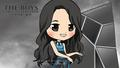 yoona the boys - kpop-girl-power fan art