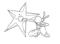 -Black bintang base- (For animefan211)
