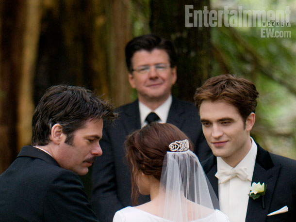 """Breaking Dawn: Part 1"" Stills"
