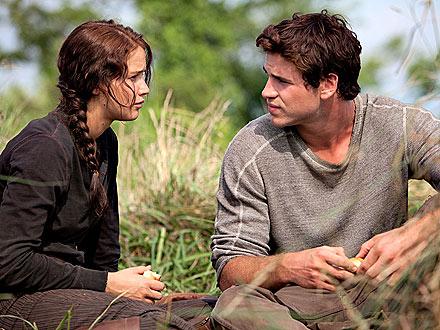 'The Hunger Games' still