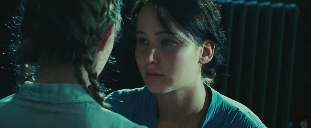 Primrose Everdeen images 'The Hunger Games' trailer ...