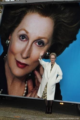 'The Iron Lady' Photocall [November 14, 2011]