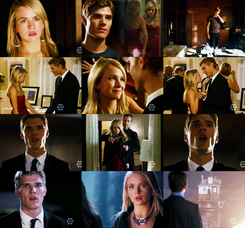 ☆ The Secret círculo 1x09 ☆ Jake & Cassie