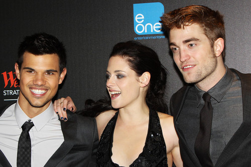 'The Twilight Saga: Breaking Dawn Part 1' London Premiere [16.11.11]