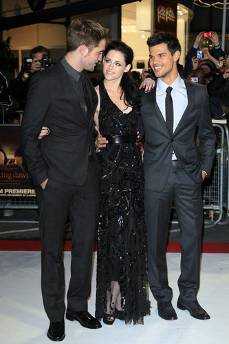 'The Twilight Saga: Breaking Dawn Part 1' 伦敦 Premiere [16.11.11]