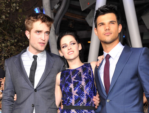 'The Twilight Saga: Breaking Dawn Part 1' Los Angeles Premiere [14.11.11]