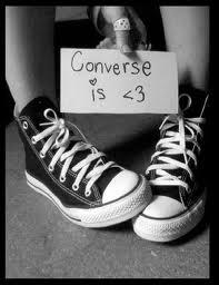 .................................i <3 converses