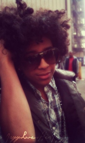 Princeton (Mindless Behavior) wolpeyper possibly containing sunglasses called :)