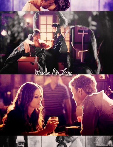 Zoe & Wade wallpaper probably with a brasserie, a diner, and a multiplex entitled ►zoe/wade;