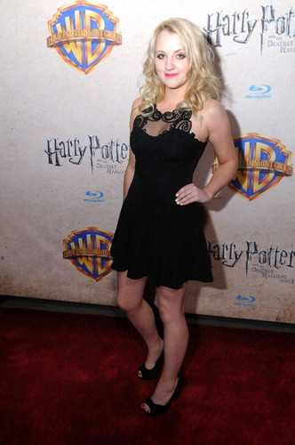 2011-Deathly Hallows Part 2 DVD/Blu-Ray Celebration at Orlando, Florida