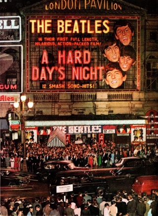 A Hard Day's Night premiere