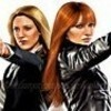 Agents Dunham - olivia-and-fauxlivia-dunham Icon