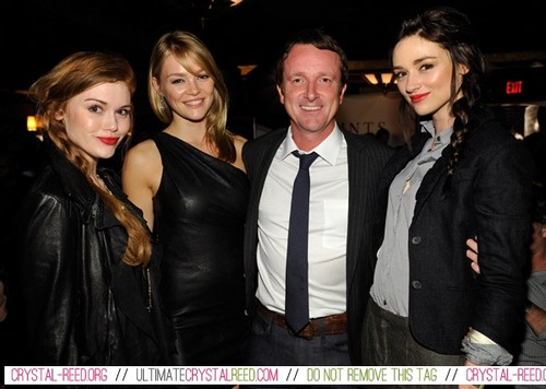 AllSaints And Not For Sale Hollywood Launch