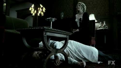 American Horror Story 1x07   Open House