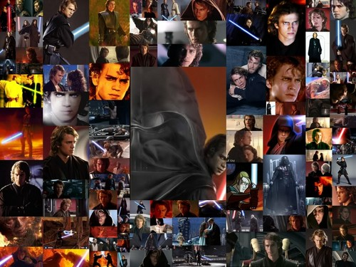 Anakin Collage