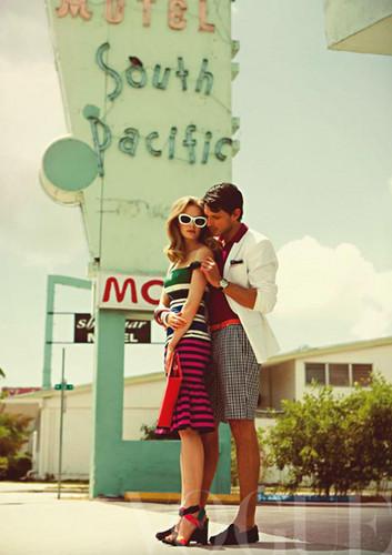 Andres Velencoso Segura & Julia Dunstall for Vogue Hombre Mexico