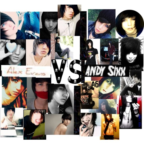 Andy vs Alex