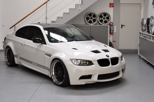 bmw E92 M3 por PRIOR design