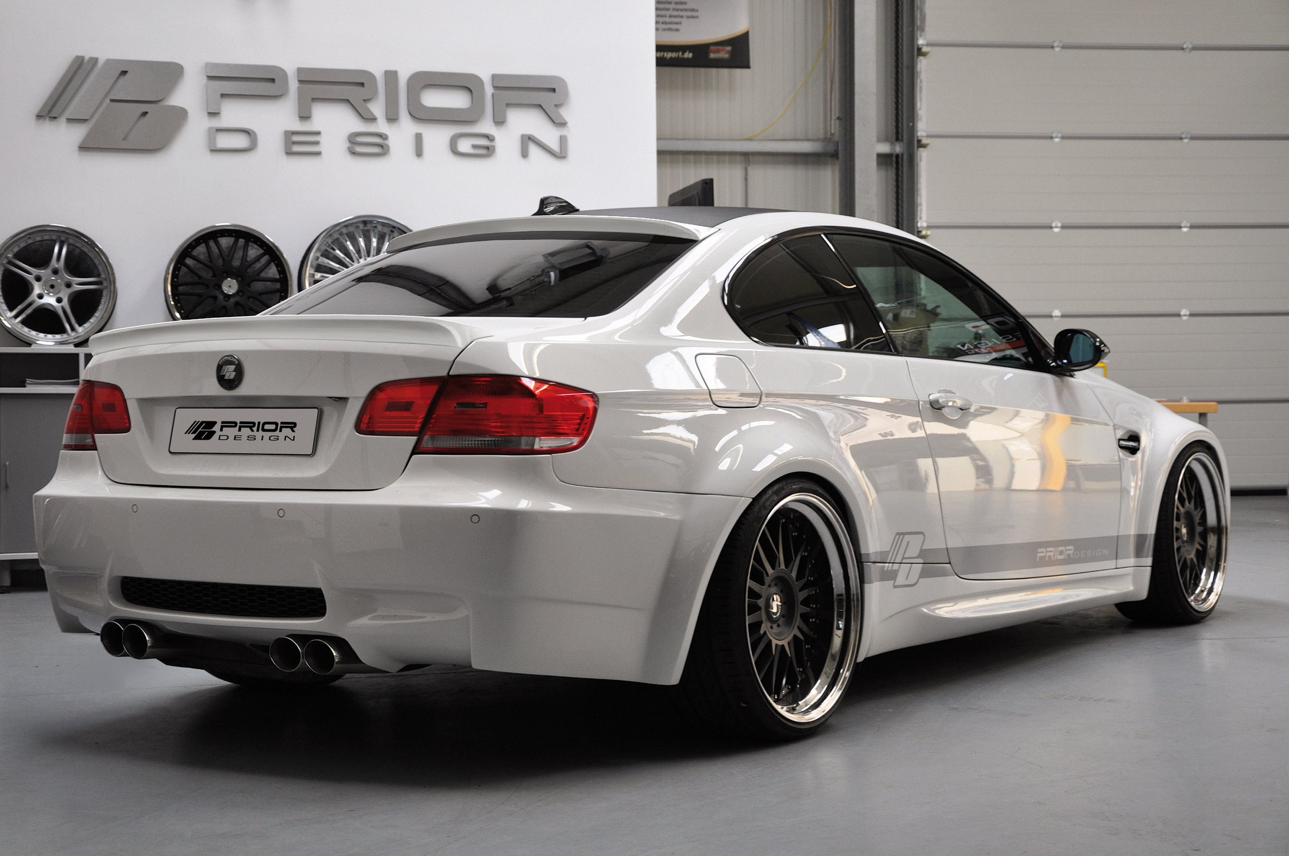 Bmw Images Bmw E92 M3 By Prior Design Hd Wallpaper And Background Photos 26822379