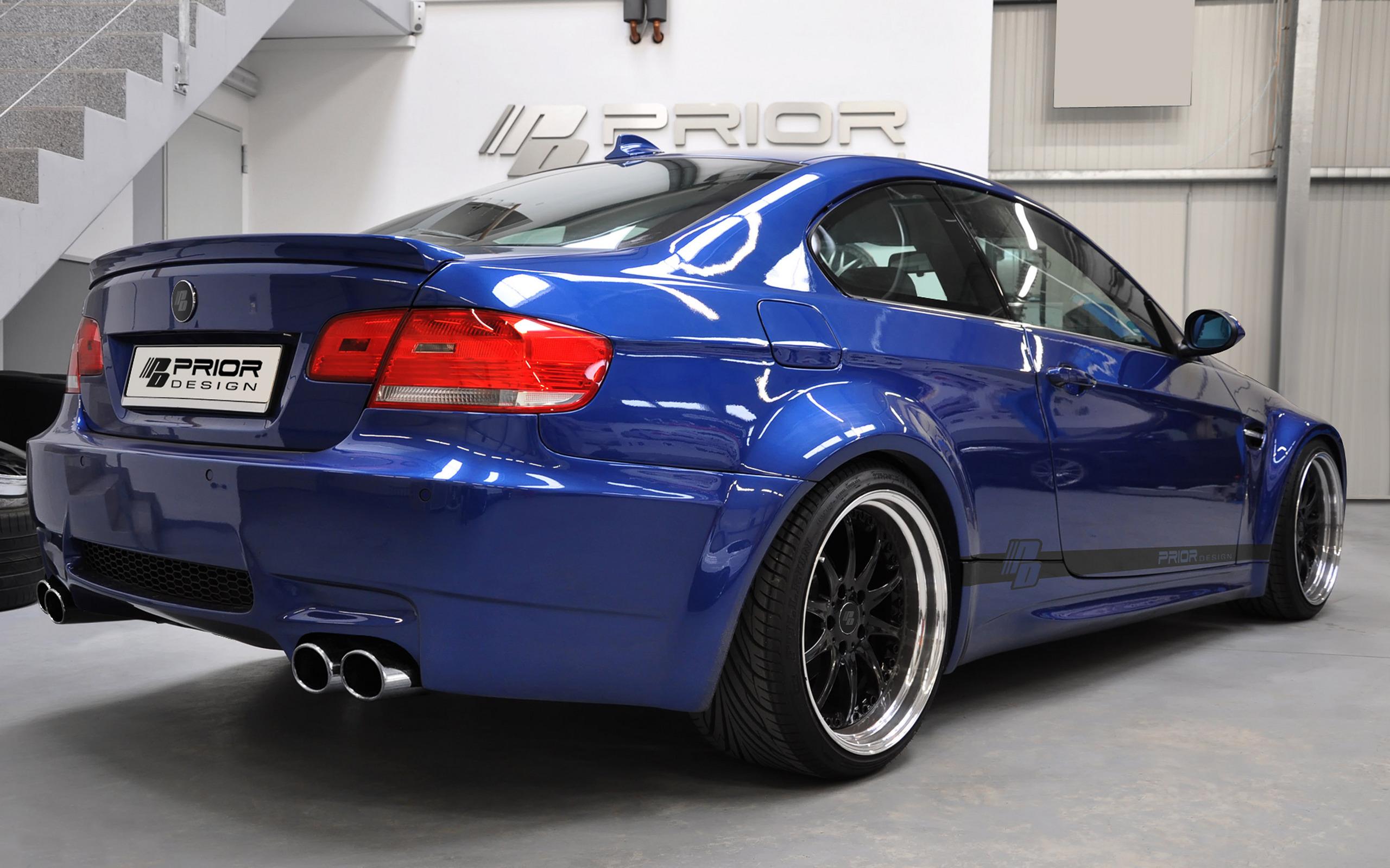 BMW E92 M3 door PRIOR DESIGN