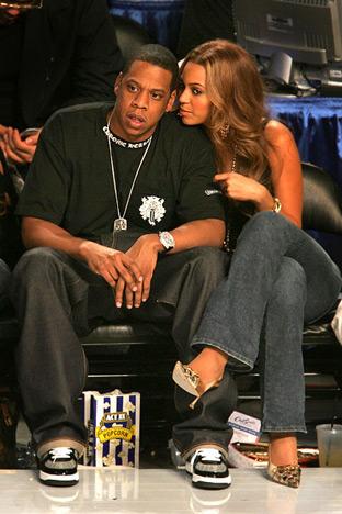 Beyoncé & chim giẻ cùi, jay Z