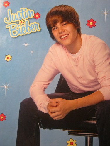 Bieber Smile Poster