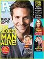 Bradley Cooper : People's Sexiest Man Alive !  - bradley-cooper photo