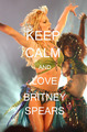 Britney SPears Keep Calms