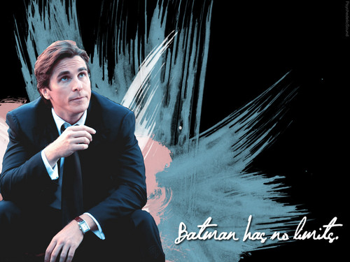 Bruce Wayne wallpaper with a business suit, a suit, and a well dressed person called Bruce Wayne (Christian Bale_TDK)