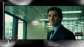 Bruce Wayne Smiles . - christian-bale wallpaper