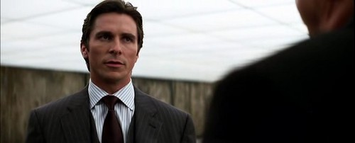 Bruce Wayne wallpaper containing a business suit and a suit called Bruce Wayne - The Dark Knight
