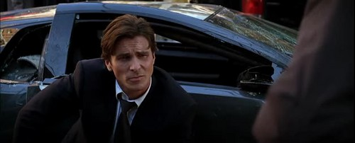 Bruce Wayne hình nền with a business suit and an automobile titled Bruce Wayne - The Dark Knight