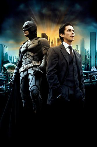 Bruce Wayne hình nền with a business suit called Bruce Wayne